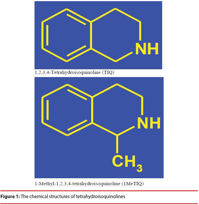 neuropsychiatry-tetrahydroisoquinolines
